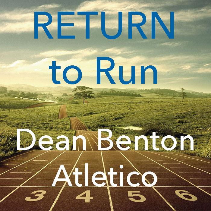 RETURN To Run Dean Benton Running Drills